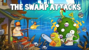 Swamp Attack Mod 2.4.0 Apk [Unlimited Money] 1