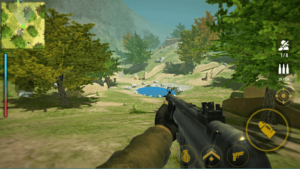 Yalghaar: FPS Shooter Game Mod 2.1 Apk [Unlimited Money] 1