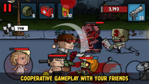 Zombie Age 3 Mod 1.2.9 Apk [Unlimited Money/Ammo] 1