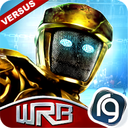 Real Steel World Robot Boxing Mod 34.34.973 Apk [Unlimited Money]