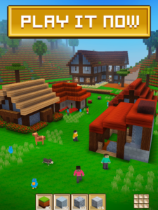 Block Craft 3D Mod 2.13.9 Apk [Unlimited Money] 1