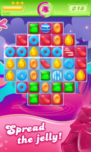 Candy Crush Jelly Saga Mod 2.11.7 Apk [Unlock All Levels] 1