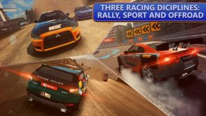 DRIVELINE : Rally, Asphalt and Off-Road Racing Mod 1.03 Apk [Unlimited Money] 1