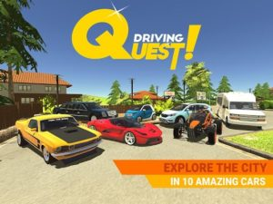Driving Quest Mod 1.0 Apk [Unlimited Money] 1