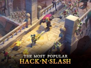 Dungeon Hunter 5 Mod 3.1.1e Apk [Unlimited Money] 1