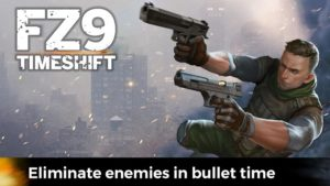 FZ9: Timeshift – Legacy of The Cold War Mod 2.2.0 Apk [Unlimited Money] 1