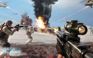 Invasion: Modern Empire Mod 1.37.81 Apk [Unlimited Money] 1