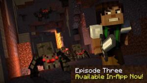 Minecraft: Story Mode – Season Two Mod 1.07 Apk [Unlimited Money] 1