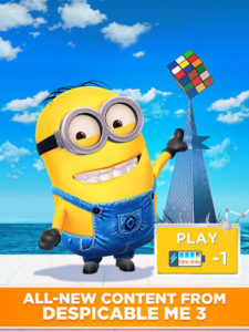 Minion Rush: Despicable Me Mod 6.4.2b Apk [Unlimited Money] 1