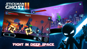 Stickman Ghost 2: Gun Sword Mod 4.1.3 Apk [Unlimited Money] 1