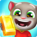 Talking Tom Gold Run Mod 2.3.3.1625 Apk [Unlimited Money]
