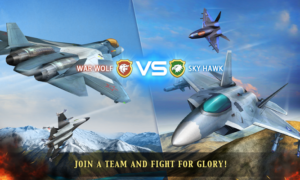 Air Combat OL: Team Match Mod 4.0.0 Apk [Unlimited Money] 1