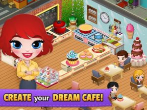 Cafeland – World Kitchen Mod 1.6.1 Apk [Unlimited Money] 1