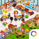 Cafeland – World Kitchen Mod 1.7.7 Apk [Unlimited Money]