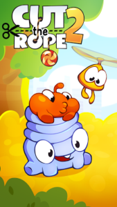Cut the Rope 2 Mod 1.19.3 Apk [Unlimited Money] 1