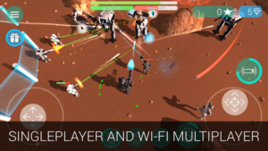 CyberSphere: Sci-fi Shooter Mod 1.7.0 Apk [Mod Money] 1