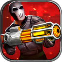 Flat Army: Sniper War Mod 1.12.22 Apk [Unlimited Money]