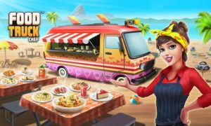 Food Truck Chef™: Cooking Mod 1.3.2 Apk [Unlimited Money] 1