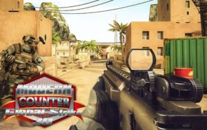 Modern Counter Global Strike 3D Mod 1.1 Apk [Unlimited Money] 1