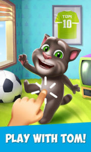 My Talking Tom Mod 5.2.1.313 Apk [Unlimited Coins] 1