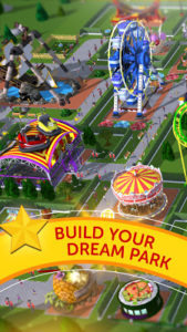 RollerCoaster Tycoon Touch Mod 1.13.3 Apk [Unlimited Money] 1