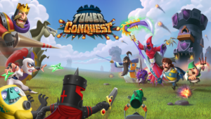 Tower Conquest Mod 22.00.39g Apk [Unlimited Money] 1