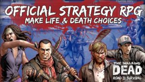 The Walking Dead: Road to Survival Mod 8.0.0.53148 Apk [Unlimited Money] 1