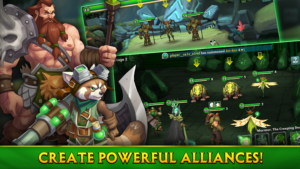 Alliance: Heroes of the Spire Mod 53636 Apk [Unlimited Money] 1