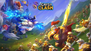 Castle Clash Mod 1.5.4 Apk [Unlimited Money] 1