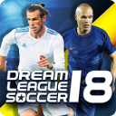 Dream League Soccer 2018 Mod 5.054 Apk [Unlimited Money]