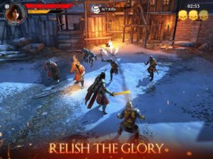 Iron Blade: Medieval RPG Mod 1.3.0v Apk [Unlimited Money] 1