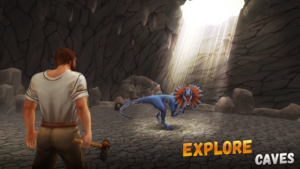 Jurassic Survival Island: ARK 2 Evolve Mod 1.4.6 Apk [Infinite Diamonds/Crystals] 1