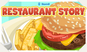 Food Story – Restaurant Game Mod 0.30.3 Apk [Unlimited Money] 1
