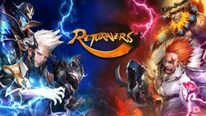 Returners Mod 1.1.8 Apk [Unlimited Money] 1