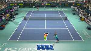 Virtua Tennis Challenge Mod 1.0.9 Apk [Unlimited Money] 1