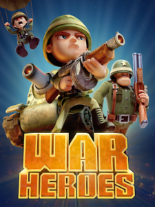 War Heroes: Multiplayer Battle for Free Mod 2.3.0 Apk [Unlimited Money] 1