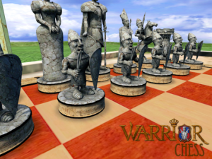 Warrior Chess Mod 1.28.02 Apk [Unlimited Money] 1