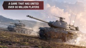 World of Tanks Blitz Mod 4.4.0.452 Apk [Unlimited Money] 1