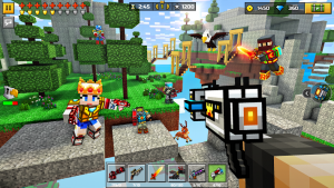 Pixel Gun 3D (Pocket Edition) Mod 13.5.2 Apk [Unlimited Money] 1