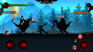 Shadow Stickman: Dark rising – Ninja warriors Mod 1.0.5 Apk [Unlimited Money] 1