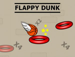 Flappy Dunk Mod 1.5.6 Apk [Unlimited Money] 1
