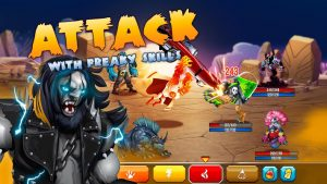 Monster Legends Mod 6.4.2 Apk [Win With 3 Stars] 1