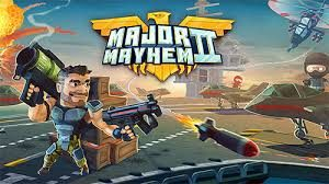 Major Mayhem 2 Mod 1.142.2019030411 Apk [Unlimited Money] 1