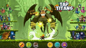 Tap Titans Mod 4.1.5 Apk [Unlimited Money] 1