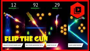 Flip the Gun – Simulator Game Mod 1.2 Apk [Unlimited Money] 1