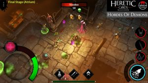 HERETIC GODS 1.07.67 Mod Apk [Free Buy + VIP] 1
